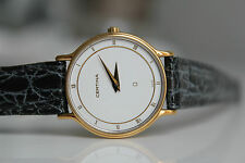 CERTINA Quartz 20M Gold for Women *NOS, Listed Price 1993 CHF 450.-*