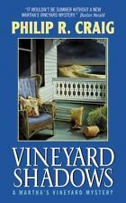Martha's Vineyard Mystery: Vineyard Shadows by Philip R. Craig (2002, Paperback)