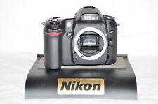 Superb Modified Nikon D80 10MP Digital SLR Body - Low S/C + Warranty