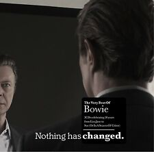 DAVID BOWIE - NOTHING HAS CHANGED (THE BEST OF DAVID BOWIE) 3 CD NEU