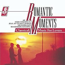 Cassette Set New, Classical Music, Romantic Moments,1- 5 Cassettes, Sealed Boxed
