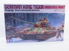 Interhobby 42048 Tamiya 35252 German King Tiger 1:35 ungebaut NEU OVP