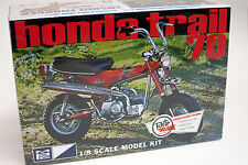 MPC 1/8  HONDA TRAIL 70 PLASTIC MODEL KIT MPC 833 #833 Minibike