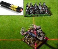 Kreuzlaser, Sichtlinienlaser, Tabletop-Laser, Warhammer, Positionierlaser