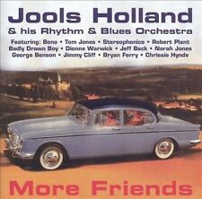 More Friends: Small World Big Band, Vol. 2 by Jools Holland (CD, Nov-2002, Wa...