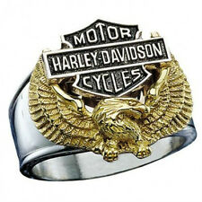 Harley-Davidson® Wings of Freedom Men's Ring SZ 14 from Franklin Mint D4J8780