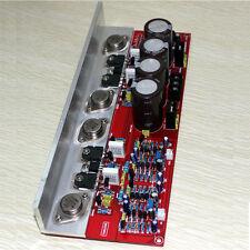 J15024 MJ15025 2SK2955 SJ554 2*150W 8ohm Amplifier DIY AMP KIT Assembled board