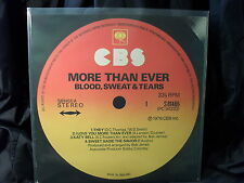 Blood Sweat & Tears - More Than Ever