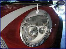 MINI ONE COOPER S D R50 R53 2001-11/2006 / R52 -  03/2009 EYE - CEJAS EN CROMO