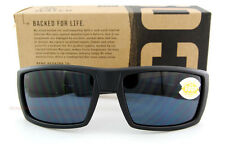 New Costa Del Mar Fishing Sunglasses RAFAEL Blackout Gray 580P Polarized