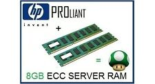 8gb (2x4gb) del server di memoria ECC RAM Di Aggiornamento Per HP Proliant ml150 g6 Server