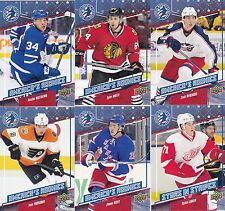 2017 UPPER DECK NATIONAL HOCKEY CARD DAY 17 CARD COMPLETE SET MATTHEWS EICHEL +