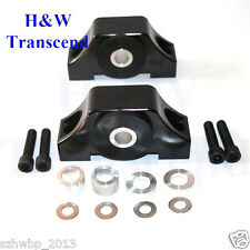 Billet Motor Torque Mount Kit For Honda Civic EG EK D16 B16 B18 B20 Engine BLACK