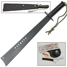Adventure Off the Grid Survival Outdoor Powerful Hacker Jungle Machete