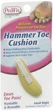 PediFix Hammer Toe Cushion Small Right 1 Each - 4 Pack