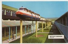 Butlins Skegness, Monorail Postcard, B281
