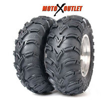 ITP Mudlite 25 Front ATV Tires 25x8x12 Mud Lite Pair Set 2 Tire 25x8-12