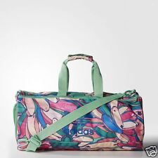 Adidas Women Originals Women's Bananas Gym Bag - AJ8668 - Brand New