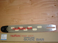 "NEW 18 "" TSUMURA LIGHT CHAINSAW BAR FITS STIHL .063 3/8THS MS261 026 036 MS362"