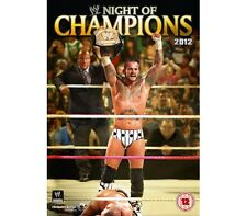 Official WWE Night of Champions 2012 DVD