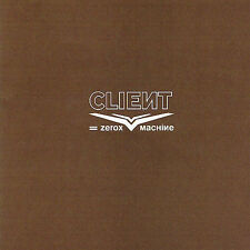 Client-Zerox Machine CD NEW
