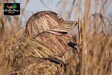 AVERY GREENHEAD GEAR GHG FLEECE FACE MASK FACEMASK MARSH GRASS CAMO HEADWEAR