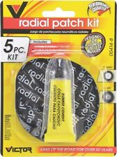 NEW MONKEY GRIP 04148 / M8816 RADIAL 5 PC RUBBER TIRE REPAIR PATCH KIT 6391403