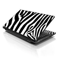 """Zebra Pattern Laptop Sticker Skin Cover Protector Decal For 13"""" 14""""15.6"""" Notbook"""