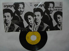 "O'JAYS "" BACK STABBERS "" EPIC 1972 - FUNK, ROCK - GOOD - MEXICAN 7''"