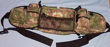 Fieldline Camo 7 Pouch Tactical Hunting Fishing Outdoor Waist Pack Belt NWOT