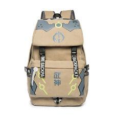 Game Overwatch Genji Backpack Shoulder Bag Causal Schoolbag For Gift