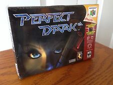 Perfect Dark (Nintendo 64, 2000) Factory Sealed New N64