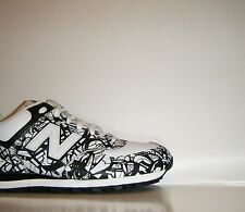 New Balance 574 Graffiti Limited Edition Sz. 12 Running Trainer M574AE Solebox
