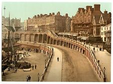 4 Victorian Views Ramsgate Harbour New Road Beach Repro Old Photos Posters New