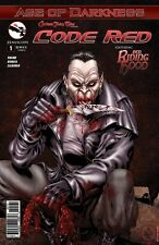 GRIMM FAIRY TALES Code Red #1 Cover D GFT Code RED Mychaels Issue #1 GFTcode01D