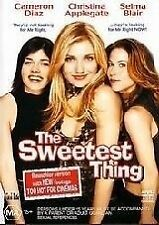 The Sweetest Thing [ DVD ], Region 4 , Next Day Postage....5880
