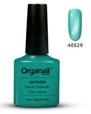 Vernis à ongle semi permanent organail Gel UV LED Manucure soak