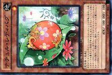 YUGIOH NORMAL PARALLELE CARD DUEL TERMINAL N° DTC3-JP020 Naturia Ladybug