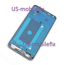 Housing front Frame Cover Bezel part For Samsung Galaxy Note 3 N900A AT&T