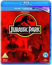 Jurassic Park (with UltraViolet Copy - Double Play) [Blu-ray]