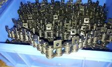Rollenkette mit Lasche einseitig Typ 06-B 1,5 m lang ETKR-06B-1500-K1-1/2