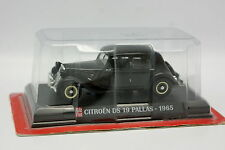 Ixo Presse Auto Plus 1/43 - Citroen Traction (socle non conforme)
