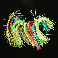 Variety Pack Fly Tying Threads Skirts Straps for Flies Lures Beard Wire Making