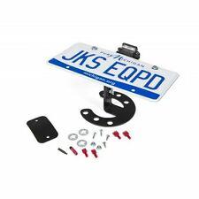 JKS Manufacturing 8211 Spare Tire License Plate Mount Kit Fits JK/TJ/YJ