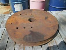 Van Norman Crankshaft Grinder Pulley
