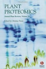 Plant Proteomics (Annual Plant Reviews)-ExLibrary