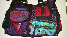 Desigual Authentic Bols Min Lond Patch Almanecer HandBag Small size