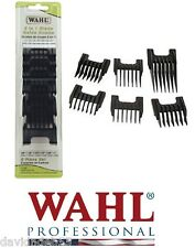 Wahl Attachment Guide Trimmer/Clipper Comb 6 pc Set For ARCO SE,BRAVURA LITHIUM