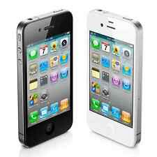 """Apple iPhone 4S 32GB """"Factory Unlocked"""" Black and White Smartphone"""