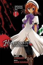 Higurashi When They Cry: Abducted by Demons Arc Vol 1, Ryukishi07